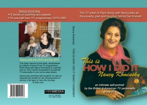 "Cover Front and Back of ""This Is How I Did It..."""