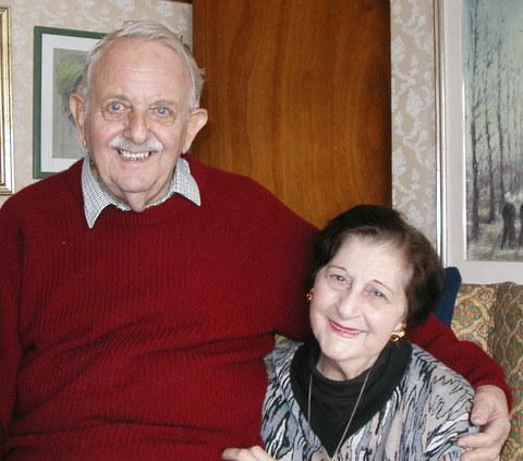 Nancy and Patrick 2005